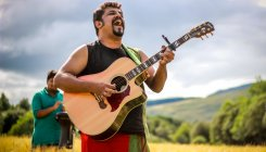 Raghu Dixit debuts in Malayalam with 'Koode'