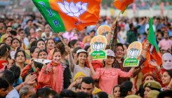 U'khand:BJP may face tough fight to retain all 5 seats