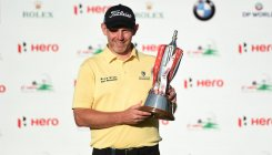 Gallacher breaks five-year duck