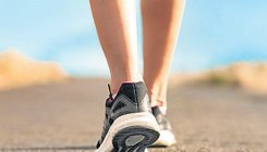 Hour of weekly brisk walk staves off disability: Study