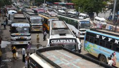 Pvt buses overcharging customers to lose permits