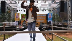 Artistes want more Indian movies on hip hop