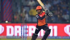 Middle-order woes for Sunrisers