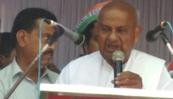 Under Modi, Indian democracy is at stake: Gowda