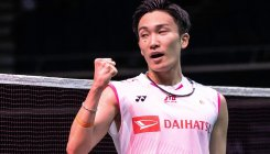Momota rallies to clinch title