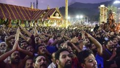 Unprecedented rush at Sabarimala