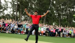 Tiger Woods is once again golf's biggest star
