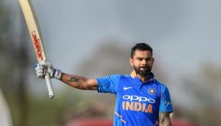 2nd ODI: Battling India pull off a thriller