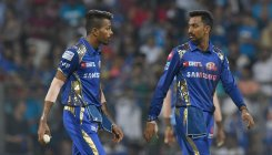 Hardik has become better after forced break: Krunal