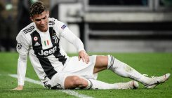 Juventus back to the drawing board