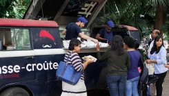 Food trucks slow down amid parking woes