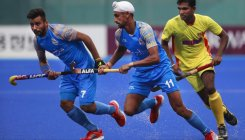 India to play Russia in opener