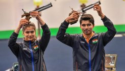 Shooters claim two gold