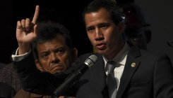 Guaido makes new bid to rally military support