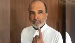 Erased voting ink with nail polish remover: Sanjay Jha