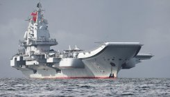 India, UK in talks to build copycat Naval supercarrier