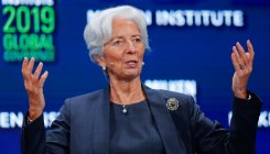 US-China tensions 'threat' to world economy: IMF chief