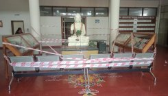 BU decides to install Buddha beside Saraswathi idol