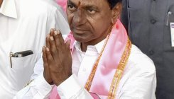 KCR banking on uncertain verdict