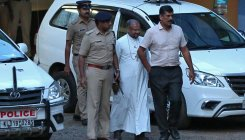 Bishop Franco Mulakkal appears in court