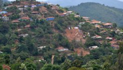 Landslide scare: Residents move to safer areas