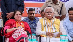 Campaigning ends, Khattar rests his case on Modi