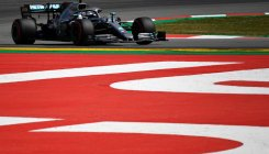 Bottas leads Mercedes one-two in Spanish GP practice