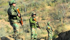 Two soldiers injured in accidental fire near LoC