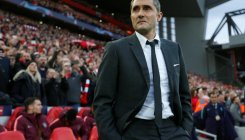 Valverde feels Barca support despite CL collapse