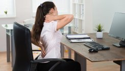 Sitting for hours? You could be at risk