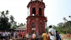 Hindus, Muslims come together to shift an Assam minaret