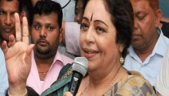 Kirron Kher in tough contest