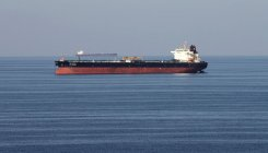 Tanker unloads Iranian fuel oil at China port