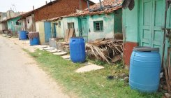 Borewells dry up, but rain a solace