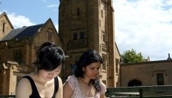 Apply for merit scholarships