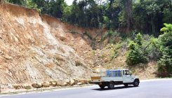 Shiradi Ghat stretch may face landslide again