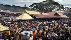 Rumours over entry of woman in Sabarimala