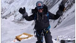 Sheetal Raj becomes youngest women to scale Mt Everest