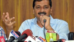 Kejriwal says Muslims voted for Cong in Delhi