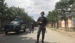 Official: Bomb blast in western Afghanistan kills 2