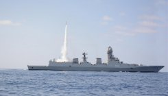 Maiden success for navy in crucial missile-firing drill