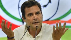 Rahul asks K'taka leaders not to air opinions publicly