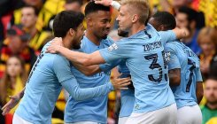 City complete domestic treble