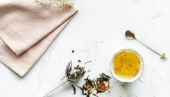 Recipe: Benefits of green tea without bitter taste