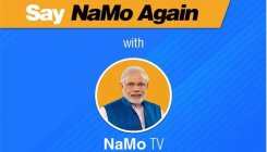 NaMo TV goes off air after LS polls