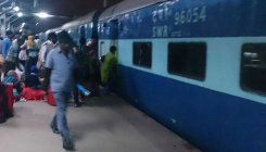 Rail services disrupted due to post-poll violence