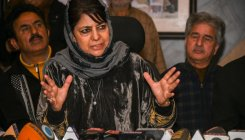 EC's silence on EVMs being switched is worrying: Mufti