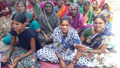 Poll day: Women in these N-K villages live Bapu's dream