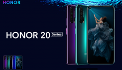Honor 20, Pro with punch-hole camera make global debut