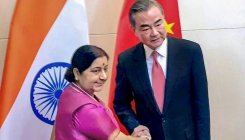 SCO: Swaraj discusses issues of bilateral interest